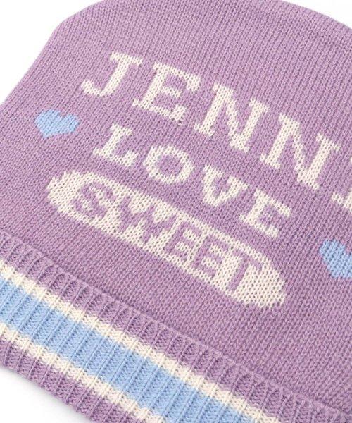 JENNI love(ジェニィラブ)/パステルラインニットキャップ/02296501_img08