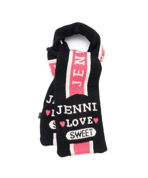 JENNI love(ジェニィラブ)/パステルラインマフラー/02296502_img03