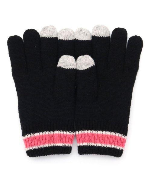 JENNI love(ジェニィラブ)/パステルラインスマホ対応手袋/02296503_img03