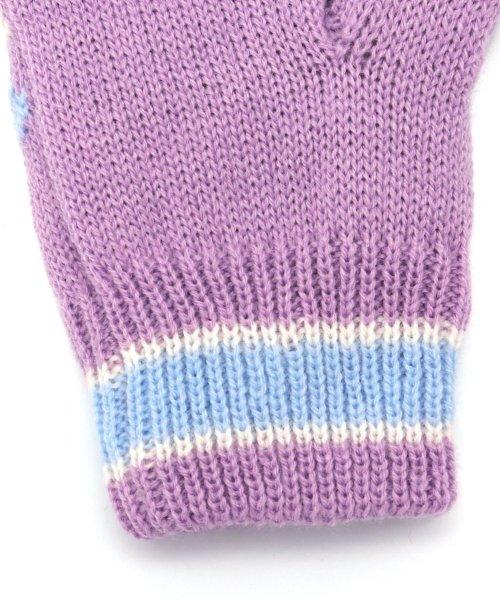 JENNI love(ジェニィラブ)/パステルラインスマホ対応手袋/02296503_img07