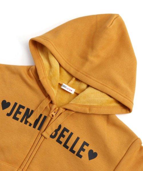 JENNI belle(ジェニィベル)/レタリングZIPパーカー/02396102_img11