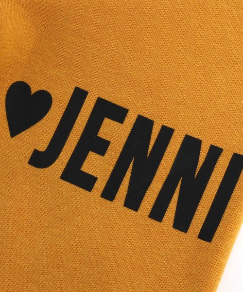JENNI belle(ジェニィベル)/レタリングZIPパーカー/02396102_img15