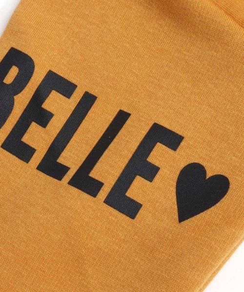 JENNI belle(ジェニィベル)/レタリングZIPパーカー/02396102_img16