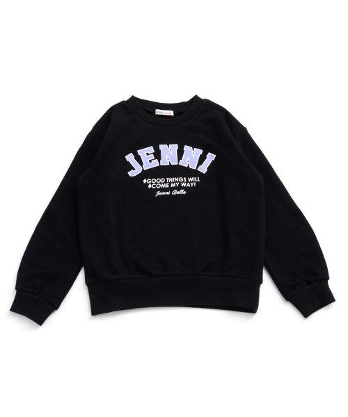 JENNI belle(ジェニィベル)/BIGレタードプリントトレーナー/02396202_img04