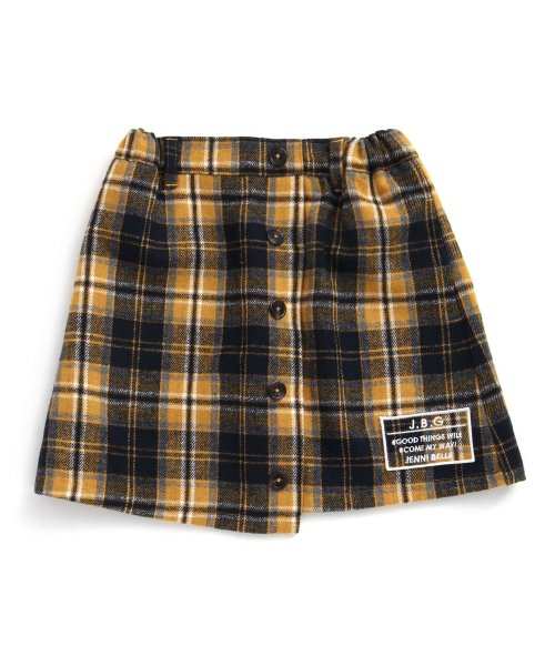 JENNI belle(ジェニィベル)/チェック前ボタンスカート/02396306_img08