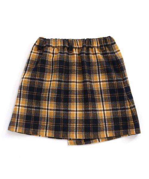 JENNI belle(ジェニィベル)/チェック前ボタンスカート/02396306_img09