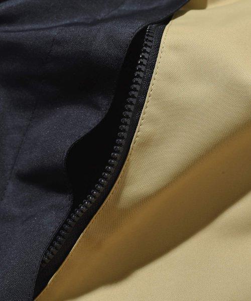 revenil(ルヴニール)/タスラン2トーンマウンテンパーカージャケット/625190_img30