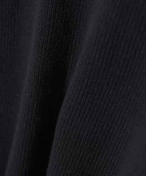 revenil(ルヴニール)/KANGOL チルデンニットVネック襟リブラインセーター/625210_img07