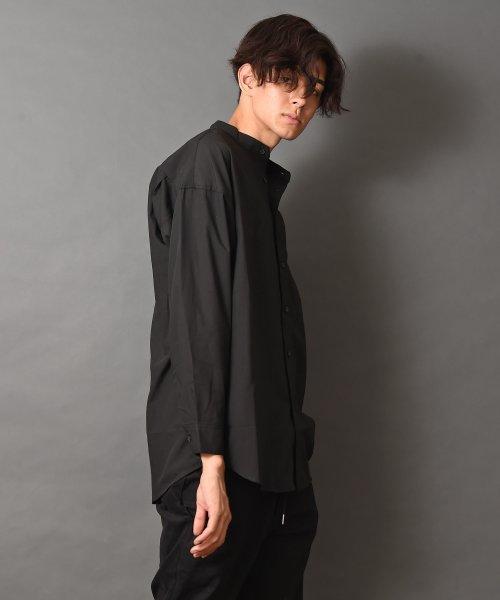 revenil(ルヴニール)/オーバーサイズバンドカラー長袖シャツ/625333_img02