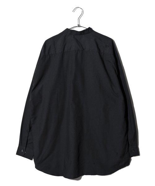 revenil(ルヴニール)/オーバーサイズバンドカラー長袖シャツ/625333_img06