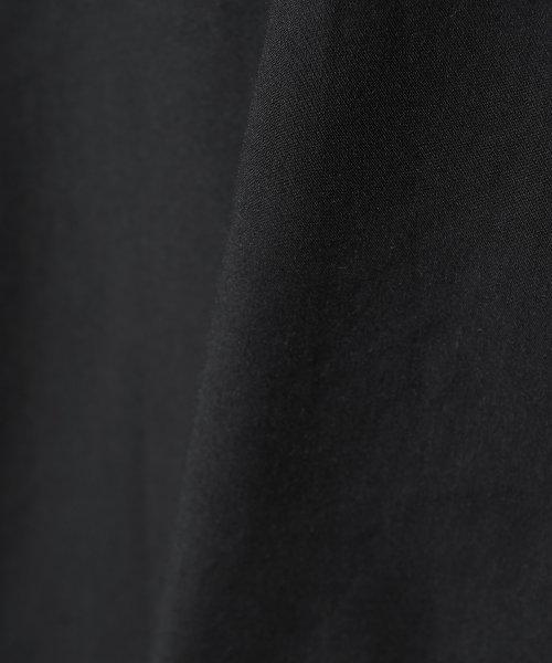 revenil(ルヴニール)/オーバーサイズバンドカラー長袖シャツ/625333_img07