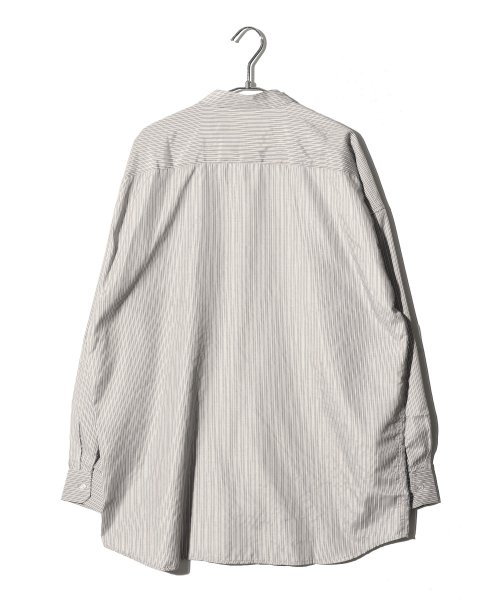 revenil(ルヴニール)/オーバーサイズバンドカラー長袖シャツ/625333_img22