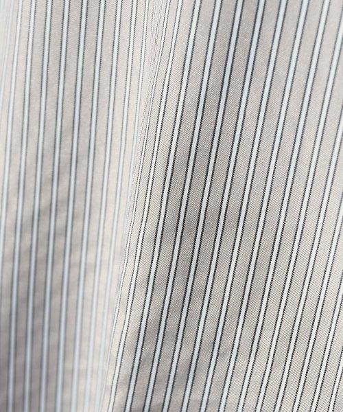 revenil(ルヴニール)/オーバーサイズバンドカラー長袖シャツ/625333_img24