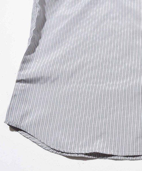 revenil(ルヴニール)/オーバーサイズバンドカラー長袖シャツ/625333_img28