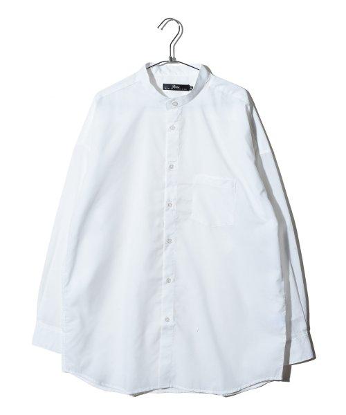 revenil(ルヴニール)/オーバーサイズバンドカラー長袖シャツ/625333_img32