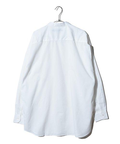 revenil(ルヴニール)/オーバーサイズバンドカラー長袖シャツ/625333_img33