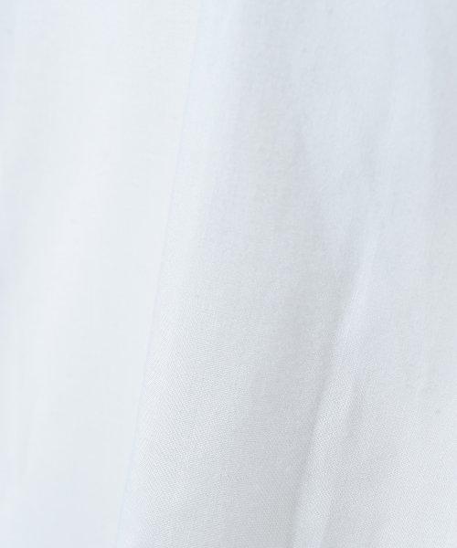 revenil(ルヴニール)/オーバーサイズバンドカラー長袖シャツ/625333_img34