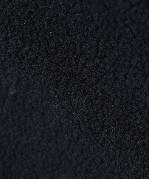 revenil(ルヴニール)/ボアフリースZIP長袖リバーシブル薄中綿ビッグパーカー/625339_img18