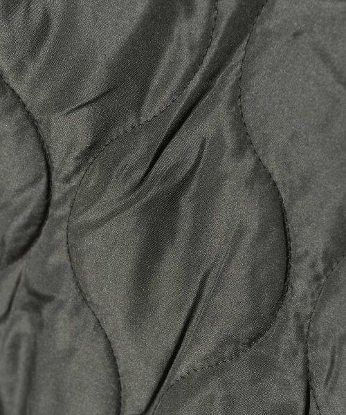 revenil(ルヴニール)/ボアフリースZIP長袖リバーシブル薄中綿ビッグパーカー/625339_img31