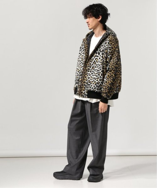 JOURNAL STANDARD(ジャーナルスタンダード)/FILL THE BILL × TRISECT-2 LEOPARD BIG PARKA/19011610017730_img01