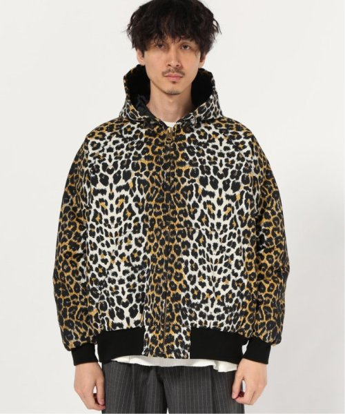JOURNAL STANDARD(ジャーナルスタンダード)/FILL THE BILL × TRISECT-2 LEOPARD BIG PARKA/19011610017730_img02