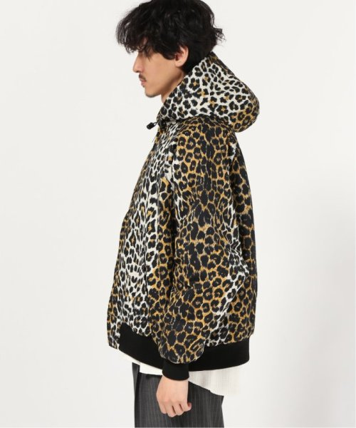 JOURNAL STANDARD(ジャーナルスタンダード)/FILL THE BILL × TRISECT-2 LEOPARD BIG PARKA/19011610017730_img03