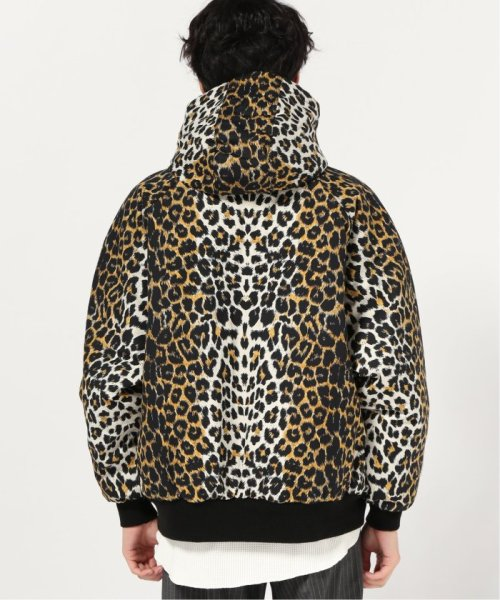 JOURNAL STANDARD(ジャーナルスタンダード)/FILL THE BILL × TRISECT-2 LEOPARD BIG PARKA/19011610017730_img04