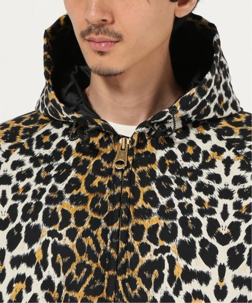 JOURNAL STANDARD(ジャーナルスタンダード)/FILL THE BILL × TRISECT-2 LEOPARD BIG PARKA/19011610017730_img05