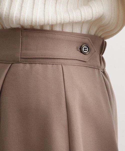 ViS(ビス)/【EASY CARE】ウォッシャブルフラノラップタイトスカート/BVC39280_img05