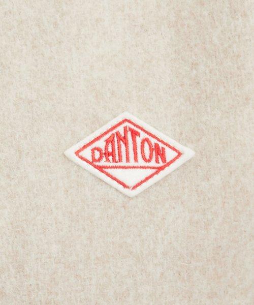 green label relaxing(グリーンレーベルリラクシング)/[ダントン] SC DANTON W/モッサ ノーカラー コート ※/36254141532_img09