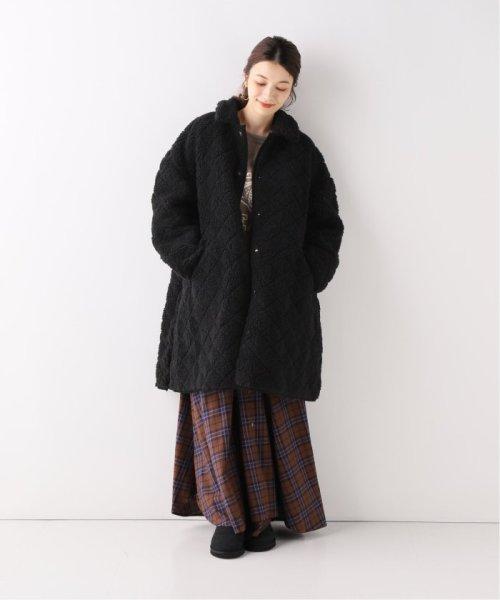 Spick & Span(スピック&スパン)/【Traditional Weatherwear】ボアキルティングコート◆/19020210001030_img01
