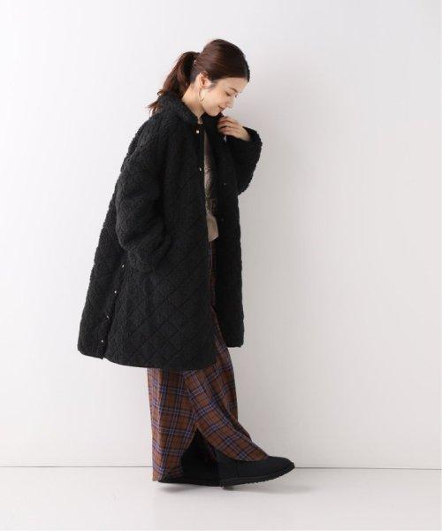 Spick & Span(スピック&スパン)/【Traditional Weatherwear】ボアキルティングコート◆/19020210001030_img02