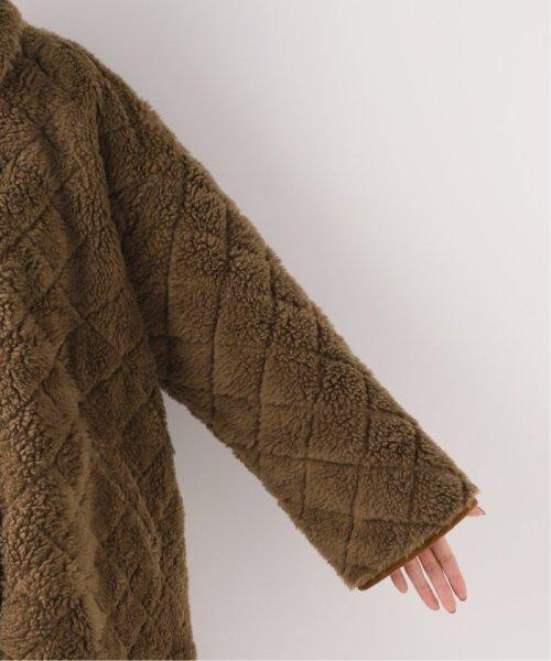 Spick & Span(スピック&スパン)/【Traditional Weatherwear】ボアキルティングコート◆/19020210001030_img10