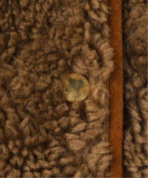 Spick & Span(スピック&スパン)/【Traditional Weatherwear】ボアキルティングコート◆/19020210001030_img14
