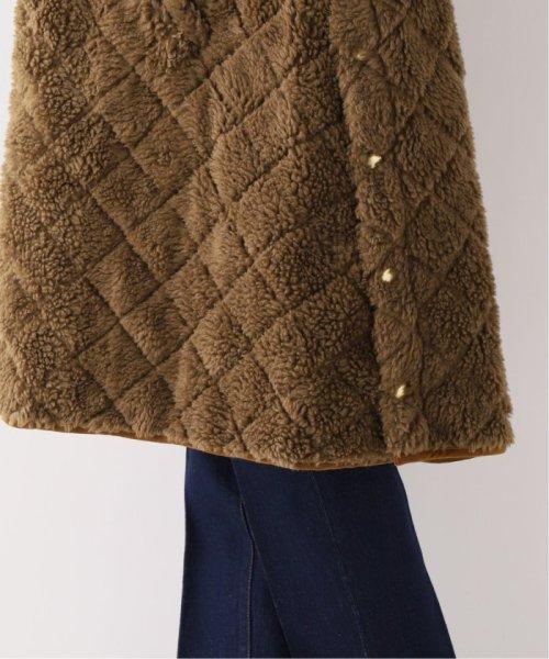 Spick & Span(スピック&スパン)/【Traditional Weatherwear】ボアキルティングコート◆/19020210001030_img15