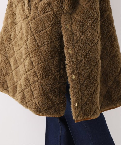 Spick & Span(スピック&スパン)/【Traditional Weatherwear】ボアキルティングコート◆/19020210001030_img16