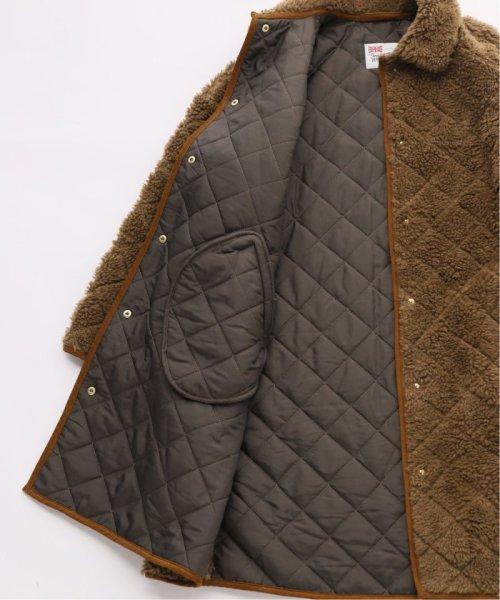 Spick & Span(スピック&スパン)/【Traditional Weatherwear】ボアキルティングコート◆/19020210001030_img17