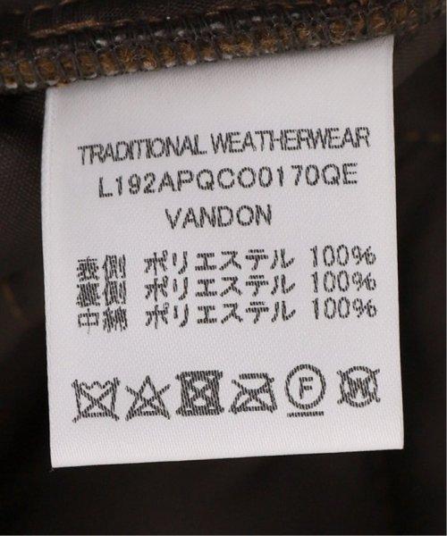 Spick & Span(スピック&スパン)/【Traditional Weatherwear】ボアキルティングコート◆/19020210001030_img19