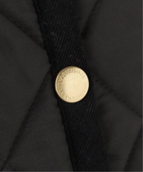 Spick & Span(スピック&スパン)/【Traditional Weatherwear】別注キルティングノーカラーロングコート◆/19020210001130_img12
