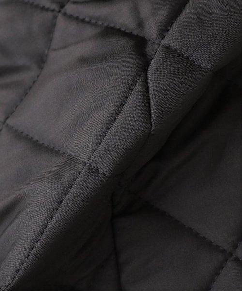 Spick & Span(スピック&スパン)/【Traditional Weatherwear】別注キルティングノーカラーロングコート◆/19020210001130_img18
