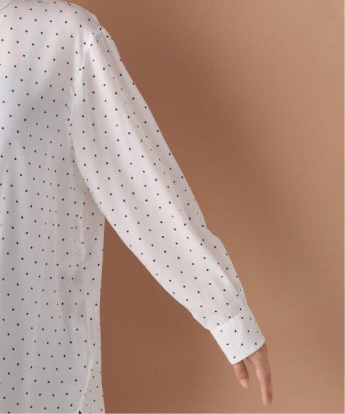 Spick & Span(スピック&スパン)/STARロングシャツ◆/19050200700040_img08