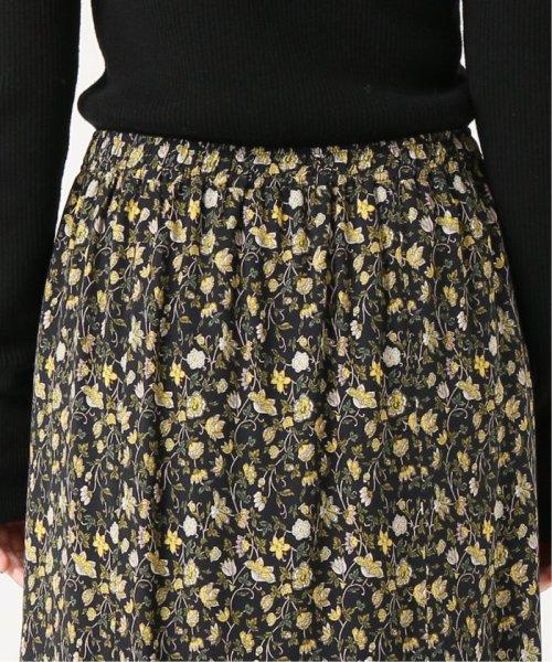 Spick & Span(スピック&スパン)/≪予約≫IPEKERフラワープリントスカート◆/19060200320040_img08