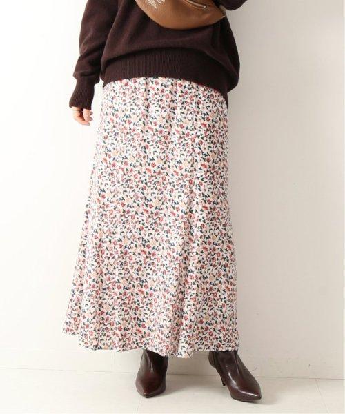 Spick & Span(スピック&スパン)/≪予約≫IPEKERフラワープリントスカート◆/19060200320040_img25
