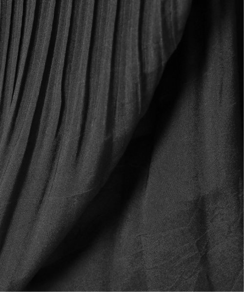 Spick & Span(スピック&スパン)/≪予約≫ワッシャーサテン ティアードプリーツスカート◆/19060200424030_img11