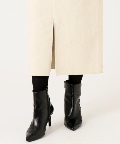 Spick & Span(スピック&スパン)/≪予約≫フェイクスウェードタイトスカート◆/19060200904130_img09
