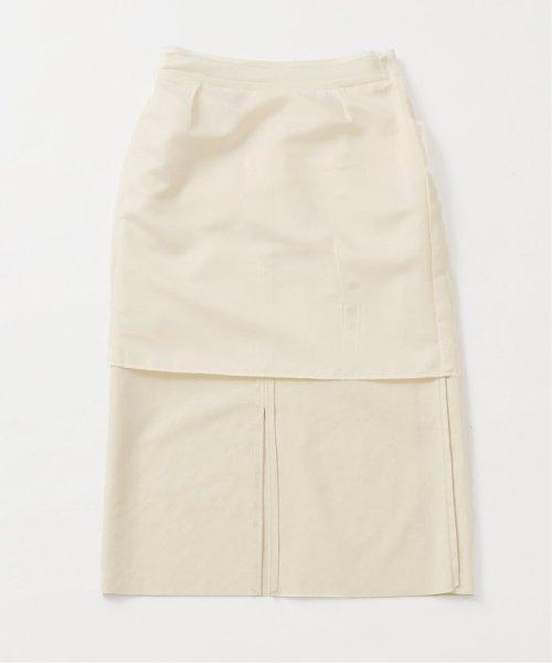 Spick & Span(スピック&スパン)/≪予約≫フェイクスウェードタイトスカート◆/19060200904130_img12