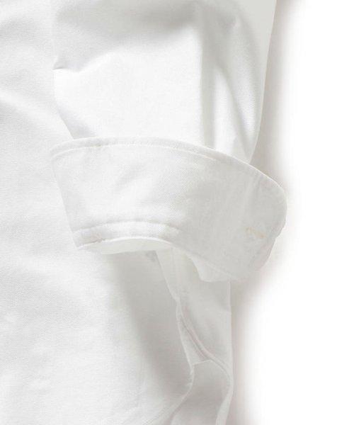 SHIPS MEN(シップス メン)/SHIPS×IKE BEHAR: アメリカ製 オックスフォード バンドカラー シャツ/111135564_img04
