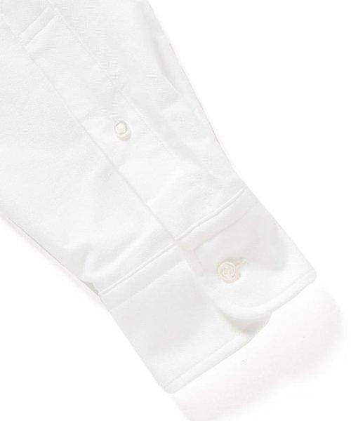 SHIPS MEN(シップス メン)/SHIPS×IKE BEHAR: アメリカ製 オックスフォード バンドカラー シャツ/111135564_img05