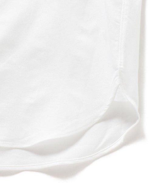 SHIPS MEN(シップス メン)/SHIPS×IKE BEHAR: アメリカ製 オックスフォード バンドカラー シャツ/111135564_img06