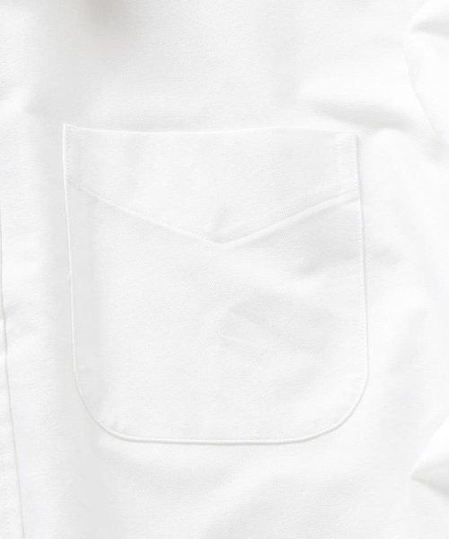 SHIPS MEN(シップス メン)/SHIPS×IKE BEHAR: アメリカ製 オックスフォード バンドカラー シャツ/111135564_img08